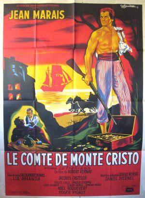 le comte de monte cristo jean marais le comte de monte cristo de robert vernay