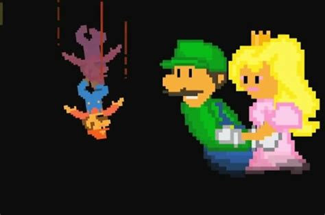 What Really Happens When Super Mario Eats Magic Mushrooms