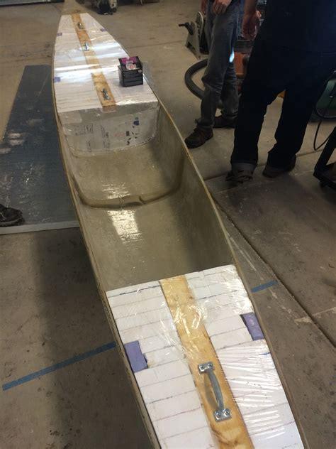 nau concrete canoe