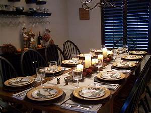Table A Diner : allyson jane thanksgiving dinner from scratch ~ Teatrodelosmanantiales.com Idées de Décoration
