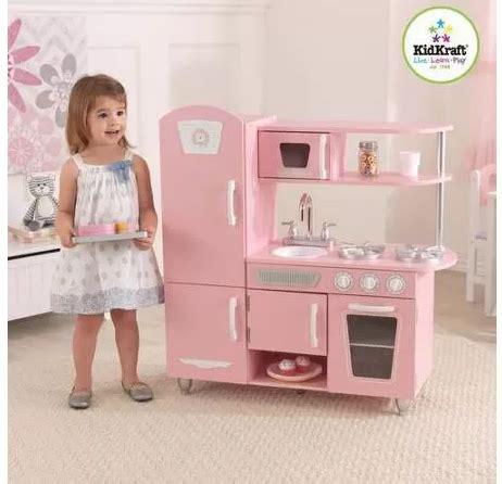 kidkraft cuisine vintage kidkraft vintage pink kitchen just free