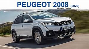 Future 2008 Peugeot : 2008 le suv citadin de peugeot changera en 2020 ~ Dallasstarsshop.com Idées de Décoration