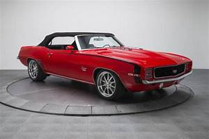 1969 Chevrolet Camaro Rs  Ss 349 Miles Torch Red