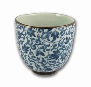 Tasses à Thé : tasse th japonaise bleue ~ Teatrodelosmanantiales.com Idées de Décoration