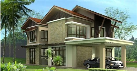 Desain Rumah Idaman Sederhana Cantik