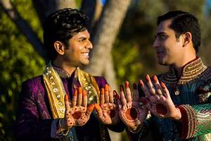 Malayali same-sex wedding pictures in California will ...
