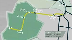 Adif - L U00ednea Madrid - Extremadura