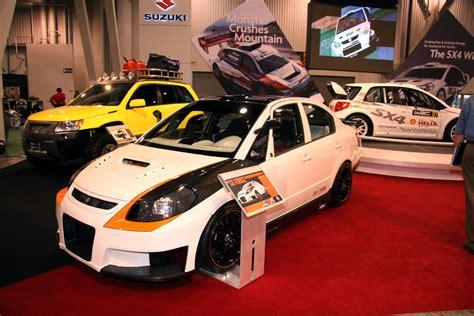 Sema 2007 Suzuki Sxforce Photo Gallery Autoblog