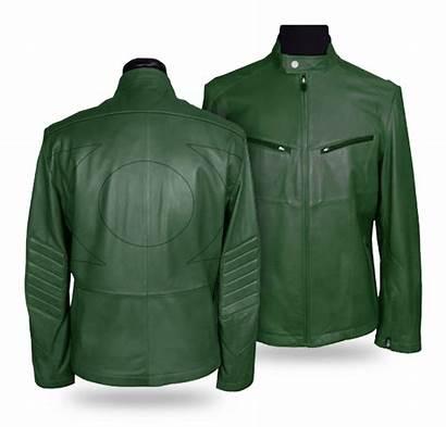 Jacket Leather Lantern Symbol Seam Vegan Awesome