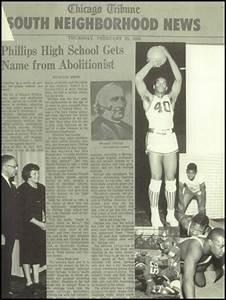 Explore 1965 Wendell Phillips High School Yearbook ...