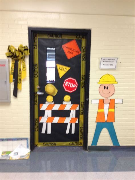 classroom decorations  construction bing images