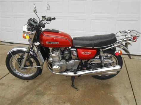Suzuki Gt750 For Sale by 1976 Suzuki Gt750 Waterbuffalo For Sale On 2040 Motos