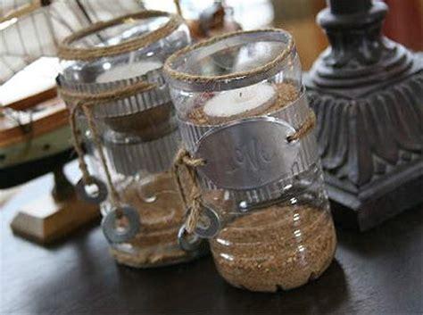 home dzine crafts ideas recycled decorative votives