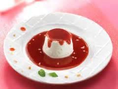 dessert avec coulis de fruits rouges recette la faisselle aux fruits rouges et coulis recette sant 233 medisite