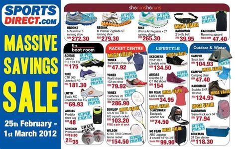 sportsdirectcom massive saving sales  february