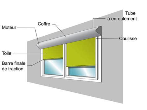 store la structure des stores armature toile accessoire