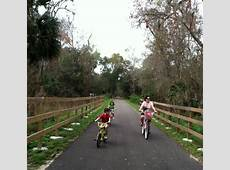 Great Paved Biking Trails in Volusia County and Beyond