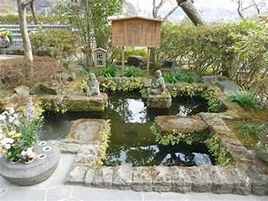 jardin zen avec bassin free leroy merlin jardin sevilla u With photos de bassins de jardin 9 pas japonais couleur jardin