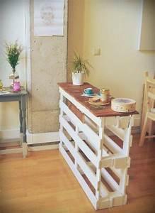 Küche Aus Paletten : k cheninsel aus paletten basteln super idee k che pinterest k cheninsel super und basteln ~ Markanthonyermac.com Haus und Dekorationen