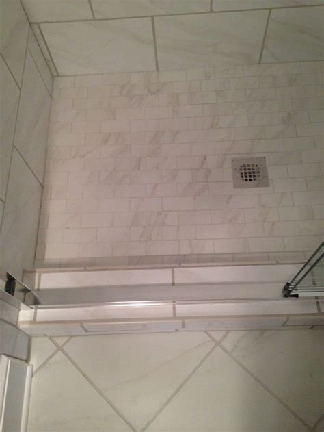 i like this faux cararra subway tile for my kitchen backsplash white but interesting quot gallant