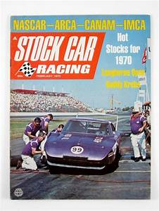 17 Best Images About Stock Car Racing Magazine On