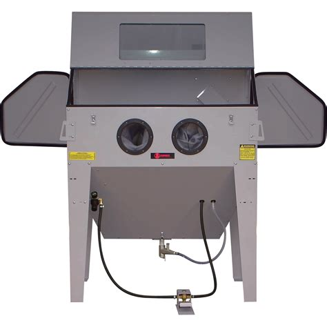 Abrasive Blast Cabinet Plans by Free Shipping Allsource Abrasive Blast Cabinet 48in