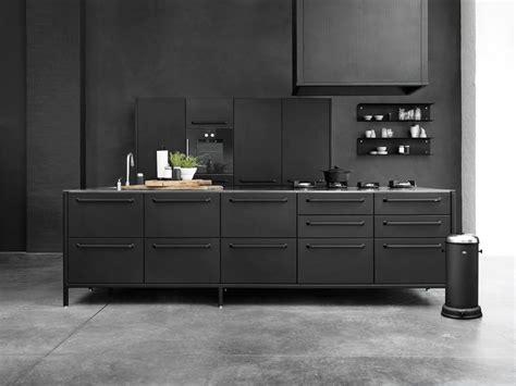 vipp cuisine zwarte keukens voorbeelden keukenstijlen nieuws