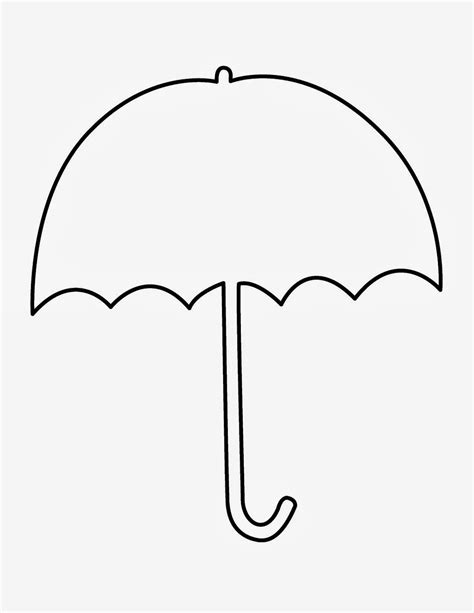 Kleurplaat Parasol by Book 2 Yellow Umbrella Great Books