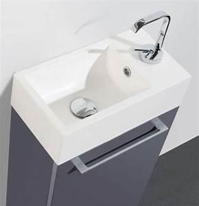 Lave Main Rectangulaire : meubles lave mains robinetteries lave mains meuble ~ Premium-room.com Idées de Décoration