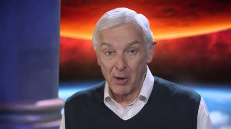 Dr David Jeremiah Discusses Agents Of The Apocalypse