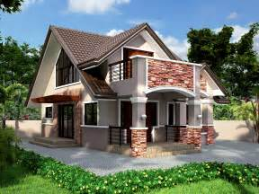 Beautiful in the Philippines Bungalow House Design