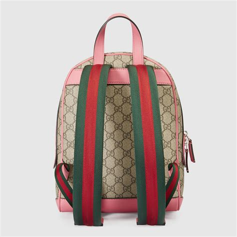 backpack gucci gucci beaded sky gg supreme backpack lyst