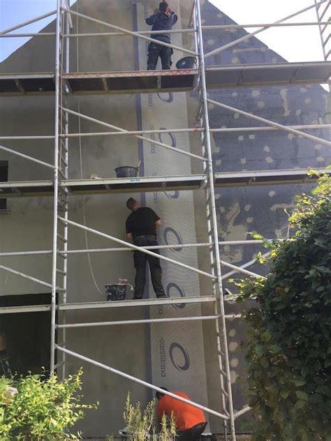 isolation de façade isolation de pignon isodecor