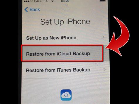 how to backup and restore iphone how to restore iphone from backup 9 steps with pictures