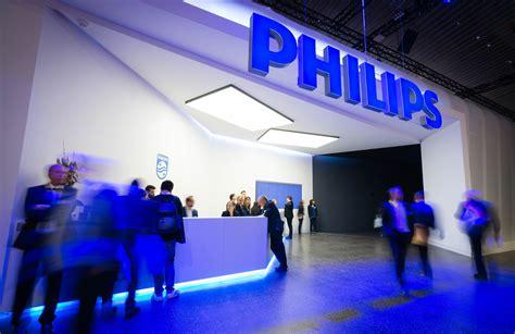 Light Company In by Positief Geluid Bij Philips Lighting Ondanks Dalende