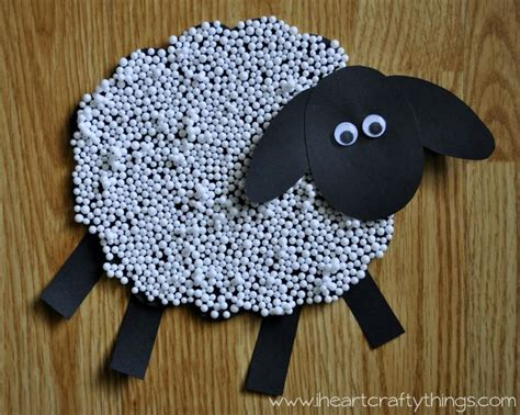 17 best ideas about sheep crafts on craft 969   84140e29dd726a486b1931a80f96b064