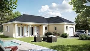 modele de maison avec plan en l With exceptional modele de maison en l 4 photo terrasse maison provencale