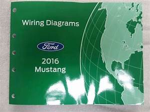 2016 Ford Mustang Wiring Diagram Manual