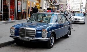 Mercedes Année 70 : cinq voitures increvables partir de euros ~ Medecine-chirurgie-esthetiques.com Avis de Voitures