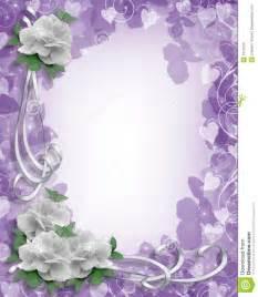 lavande mariage roses blanches de cadre de mariage sur la lavande photos stock image 7579133