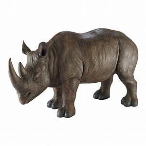 Statue Bouddha Maison Du Monde : statue rhino kaoko maisons du monde ~ Teatrodelosmanantiales.com Idées de Décoration