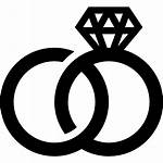 Ring Svg Rings Icon Bodas Clipart Engagement
