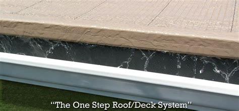 lockdry watertight aluminum decking lockdry waterproof decking using this waterproof system