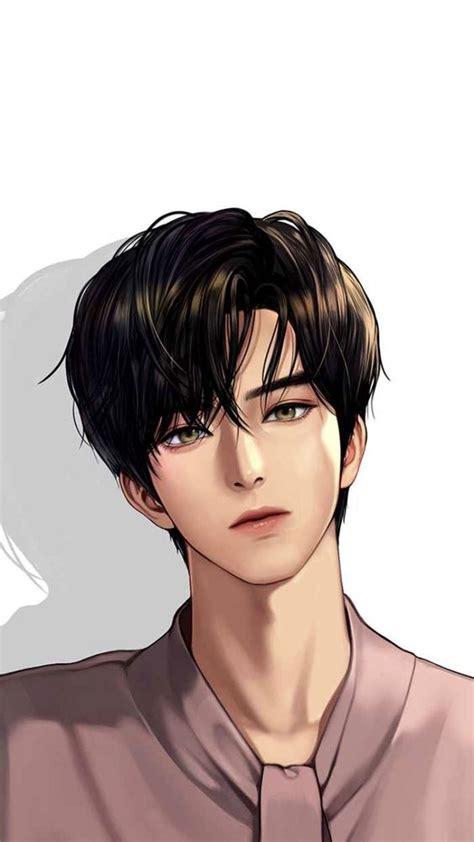 gambar anime keren  laki laki  perempuan