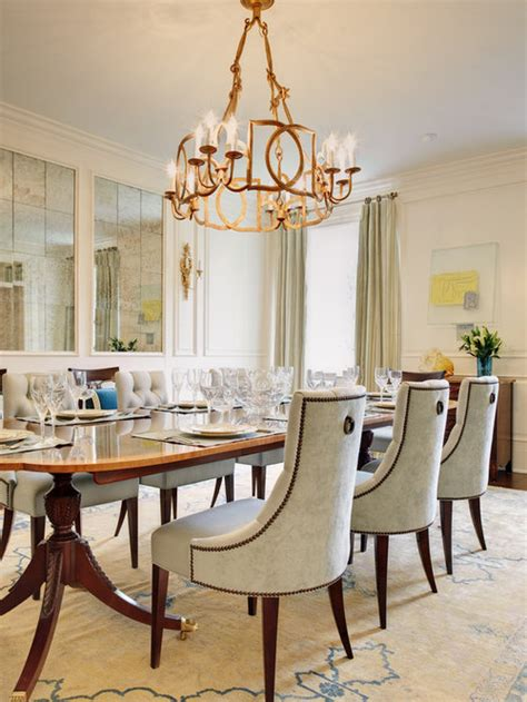 dining room mirror wall home design ideas pictures