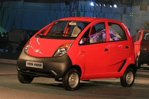 Tata Will Stop Selling The 'world's Cheapest Car