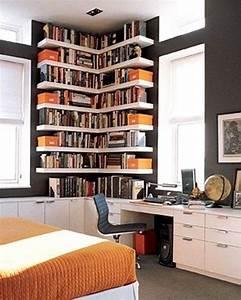15, Modern, Floating, Shelves, Design, Ideas