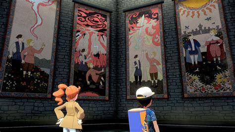 pokemon sword shield familiar generational shift story tales