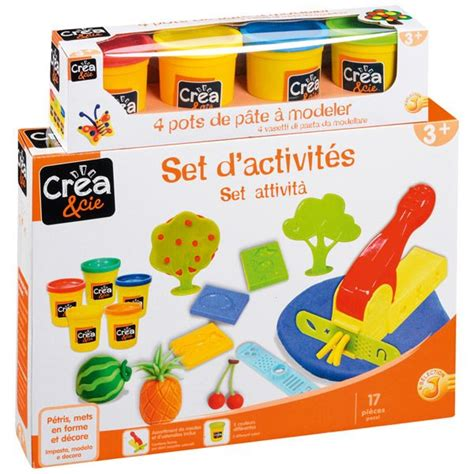 set d activit 233 s p 226 te 224 modeler activit 233 s cr 233 atives educatif joueclub jou 233 club coulommiers