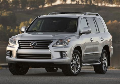 Check Out The 2015 Lexus Lx570!